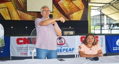 Sinsepeap realiza IX Congresso dos Trabalhadores e Trabalhadoras da Educação