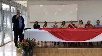 Sintfub dá posse à nova diretoria