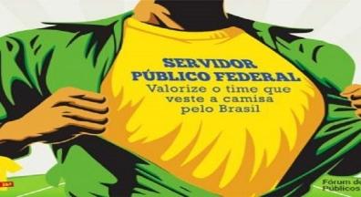 Sintsef-BA participa de mobilização em defesa do serviço público
