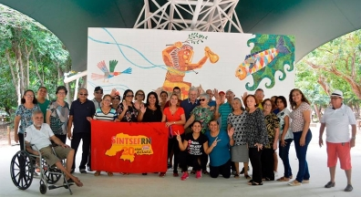 Sintsef-RN organiza passeio Eco Cultural com aposentados/as e pensionistas