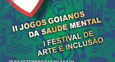 Sintsep-GO apoia jogos goianos da saúde mental e festival de arte e inclusão