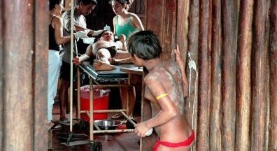 Sob pressão, ministério desiste de extinguir secretaria de Saúde Indígena
