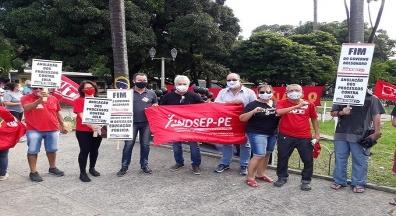 Trabalhadores brasileiros se unem em atos e pedem impeachment de Bolsonaro