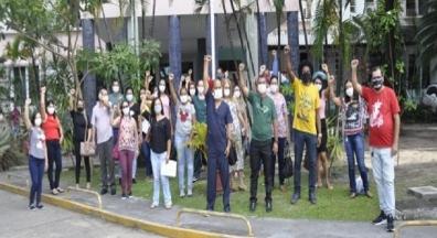 Trabalhadores da Ebserh iniciam indicativo de greve por tempo indeterminado