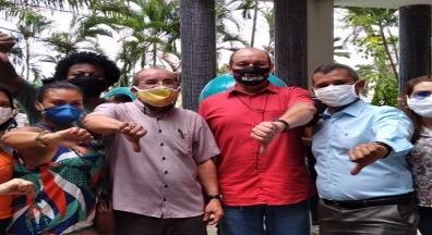 Trabalhadores da Ebserh-MA recusam proposta imoral da empresa