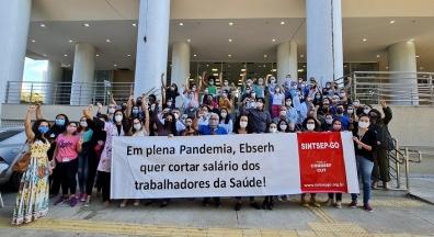 TST homologa acordo entre Ebserh e entidades representativas dos trabalhadores