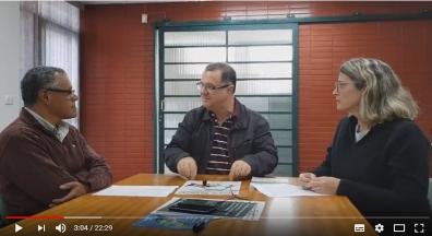 Web TV SindCT entrevista o ex-ministro da Previdência, Carlos Gabas