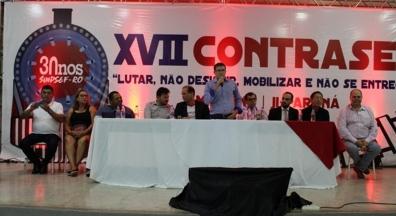 XVII Congresso do Sindsef aprova alterações no estatuto da entidade