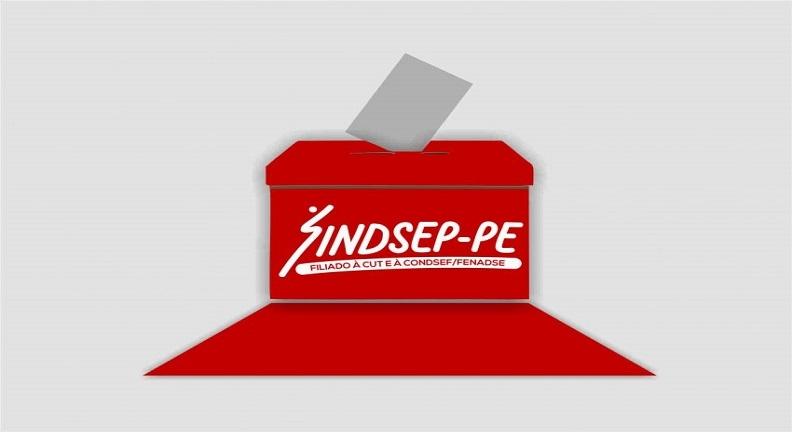 Teremos eleição para nova direção do Sindsep nos dias 21, 22 e 23 de setembro