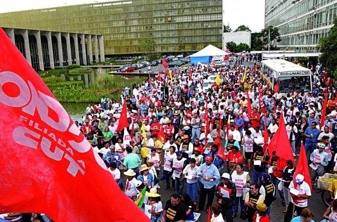 Trabalhadores voltam a se mobilizar contra a reforma da Previdência